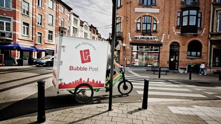 Dropon - Bubble Post